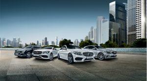 Mercedes-Benz Binek Otomobilleri Artık Kiralayabileceksiniz