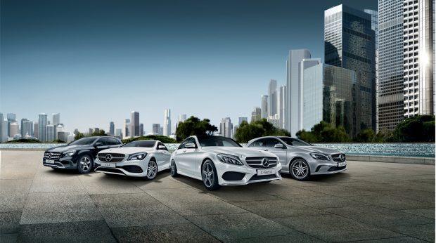 Mercedes Benz Binek Otomobilleri Artık Kiralayabileceksiniz
