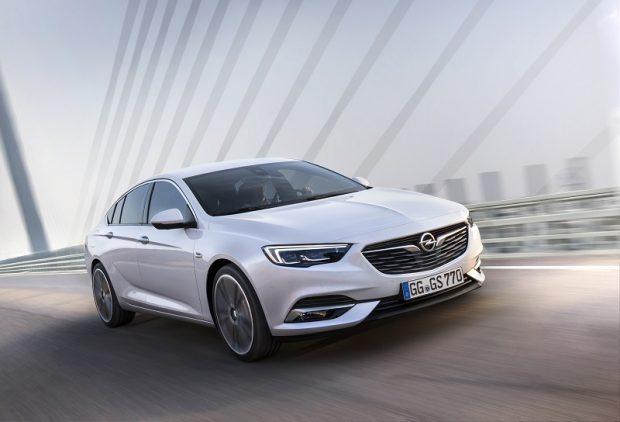 Opel Insignia Avrupa satis