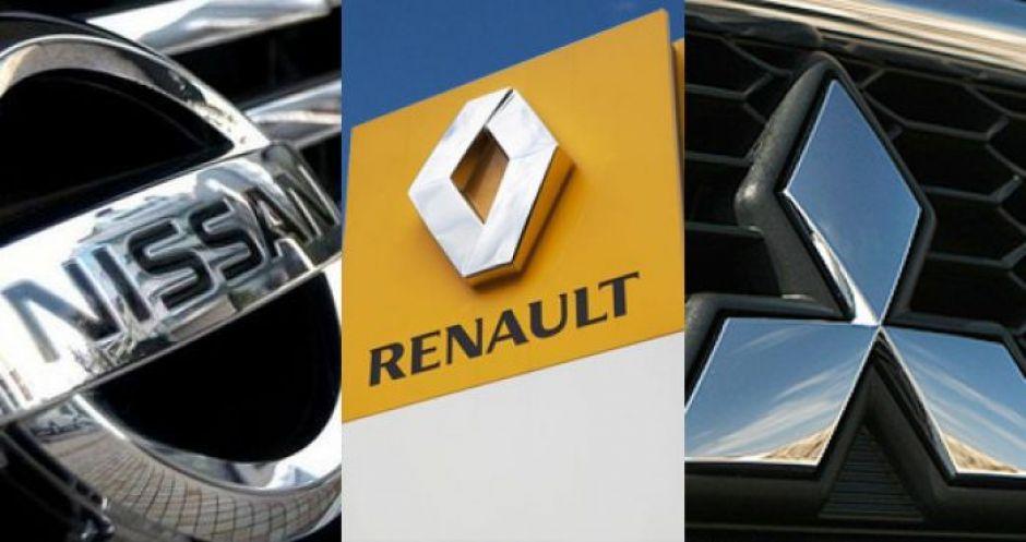 Renault, Nissan ve Mitsubishi İttifakı 2017'de 10.6 Milyon Araç Sattı