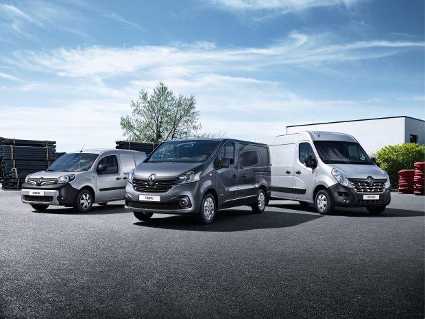 Renault Ticari ocak 2018 kampanya
