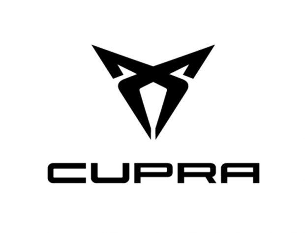 SEAT CUPRA Siyah Logo