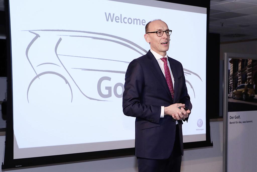 Volkswagen Golf 8 Üretimi İçin Hazırlıklara Başladı