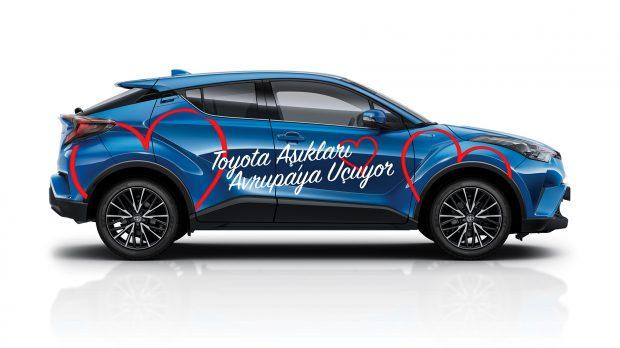 Toyota C HR Hybrid 3