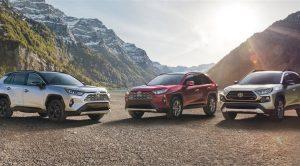 2019 Yeni Toyota RAV4 Fotoğraf Galerisi
