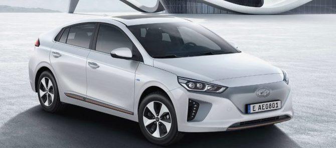 Avrupa'nın En Ucuz Maliyetli Elektrikli Otomobili Hyundai Ioniq Oldu