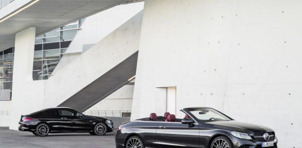 Mercedes-Benz C Serisi Coupe ve Cabriolet Tanıtıldı