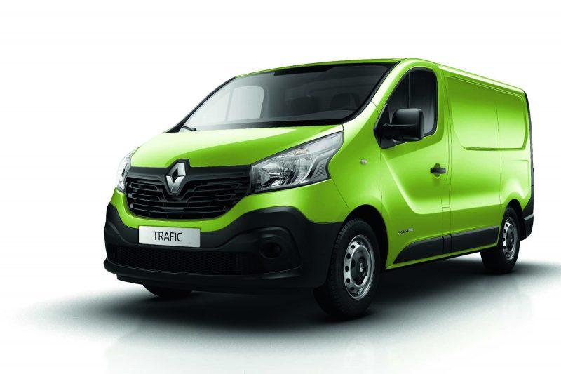 Renault Trafic Ailesi Yeni Versiyon İle Genişledi