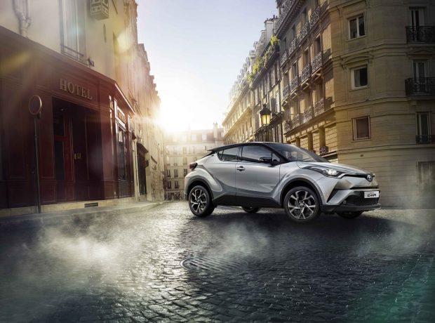 Toyota C HR Hybrid mart 2018 kampanya