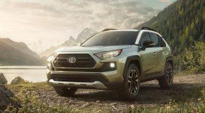 Toyota RAV4 2018 New York Otomobil Fuarı'nda Tanıtılacak