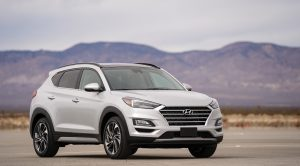 Yeni Hyundai Tucson 2018 New York Otomobil Fuarı'nda Tanıtıldı