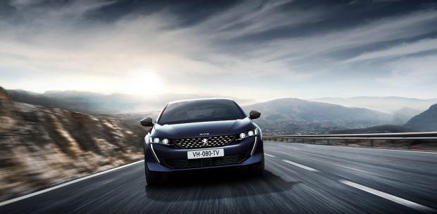 Yeni Peugeot 508 2018 Cenevre Otomobil Fuarı'nda Özel Seri İle Tanıtıldı