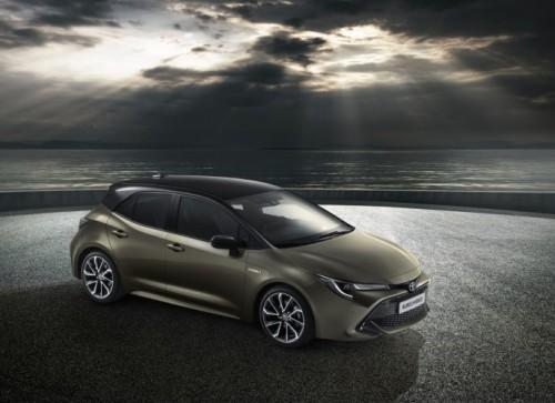 Yeni Toyota Auris 1