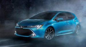 Yeni Toyota Corolla Hatchback Fotoğraf Galerisi