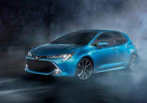 Yeni Toyota Corolla Hatchback Foto Galeri
