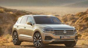Yeni Volkswagen Touareg Fotoğraf Galerisi