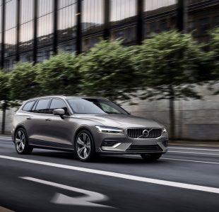 Yeni Volvo V60 Fotoğraf Galerisi