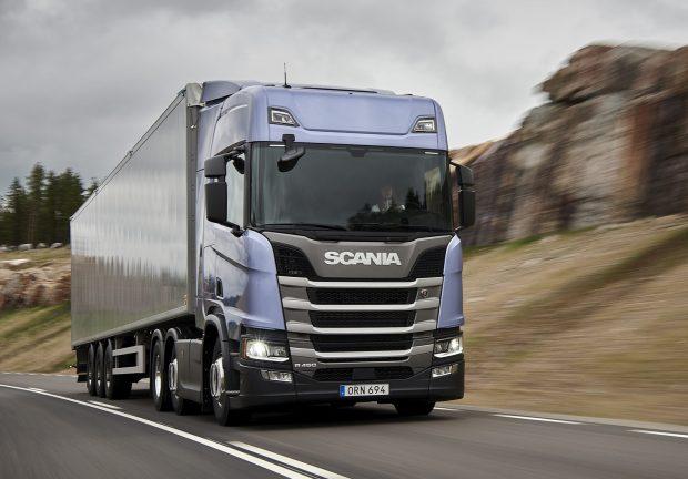 Scania ithal pazar