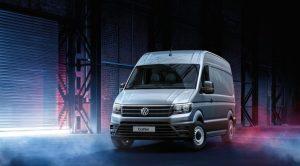 Yeni Nesil Volkswagen Crafter Panelvan Türkiye'de Satışa Sunuldu
