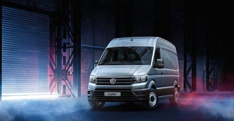Yeni Nesil Volkswagen Crafter Panelvan Satışa Sunuldu