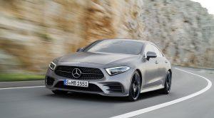 Üçüncü Nesil Mercedes-Benz CLS Türkiye'de Satışa Sunuldu