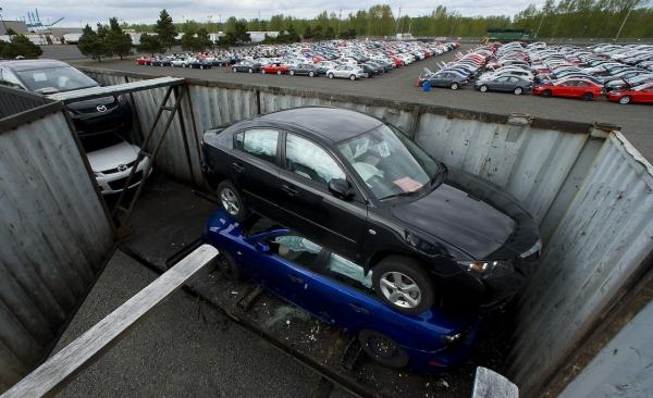 4 703 Adet Mazda Neden Hurdaya Gitti?