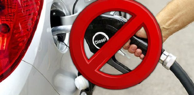Almanya'da Eski Dizel Araçların Kullanımı Yasaklanıyor