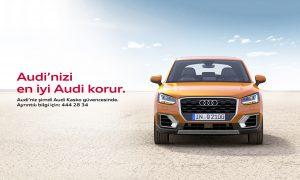 Audi Sahiplerine Anadolu Sigorta'dan Özel Teminatlara Sahip Audi Kasko