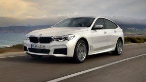 BMW 6 Serisi Gran Turismo Yeni Motor Seçeneklerine Kavuştu