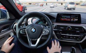 BMW Otonom Araç Testini Çin'de Yapacak İlk Otomobil Üreticisi Oldu