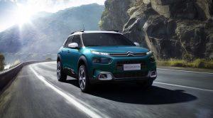 Citroen Brezilya'da Ürettiği C4 Cactus'ün SUV Versiyonunu Tanıttı