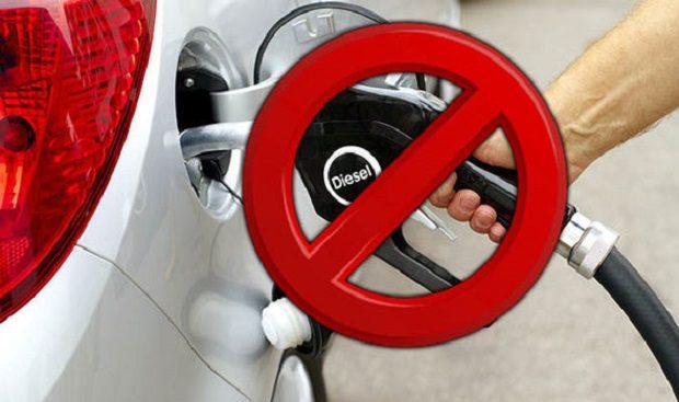 Diesel car ban Germany