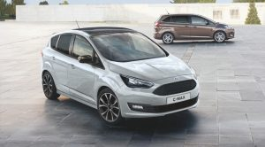 Ford Aile Aracını Daha Sportif Hale Getirdi: Ford C-MAX Sport