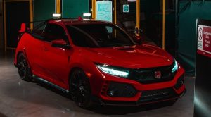Honda Civic Type R Pick-Up Konsepti Tanıtıldı