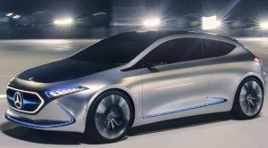 Mercedes-Benz EQ Elektrikli Araçlar İçin 500 Milyon Avro Yatırım Yapacak