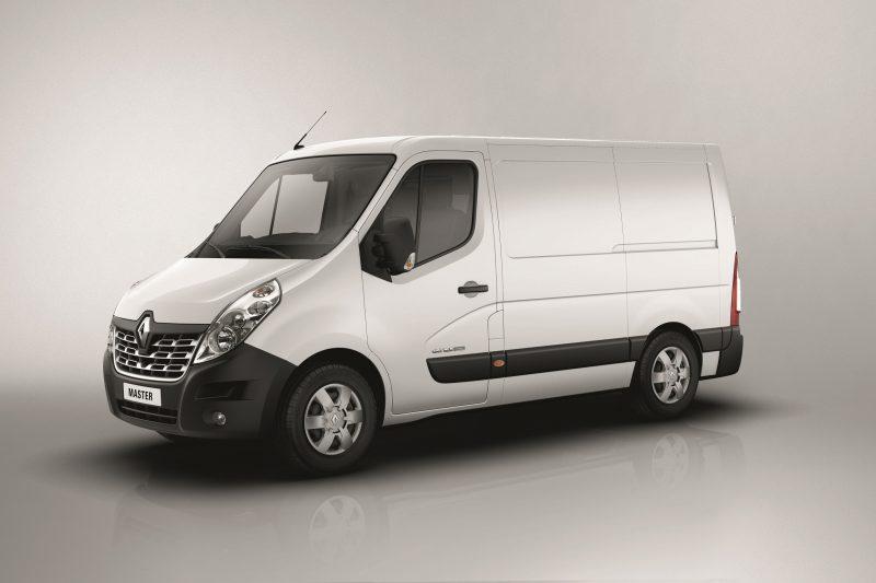Renault Master Kısa Şasi Panelvan Satışa Sunuldu