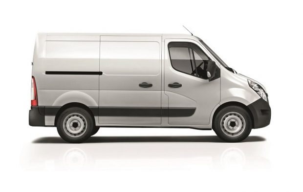 Renault Master Kısa Şasi Panelvan 2