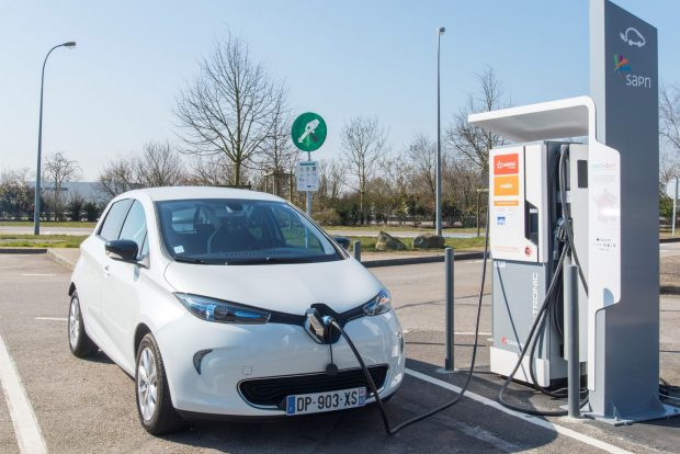 Renault elektrik