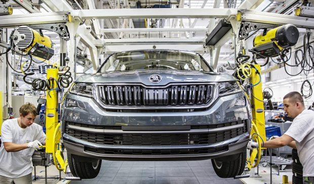 Skoda'nın Rekor Satışları ve Karları VW Grubu'nun Başını Derde Soktu