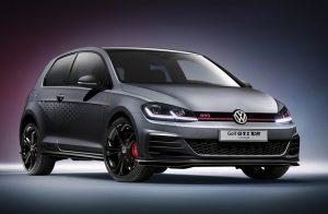 Volkswagen Golf GTI TCR Concept Fotoğraf Galerisi
