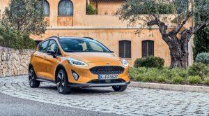 Yeni 2018 Ford Fiesta Active Özellikleri Ortaya Çıktı