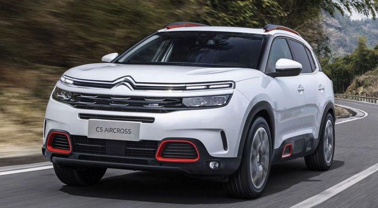 Yeni Citroen C5 Aircross SUV Avrupa Versiyonu Tanıtıldı