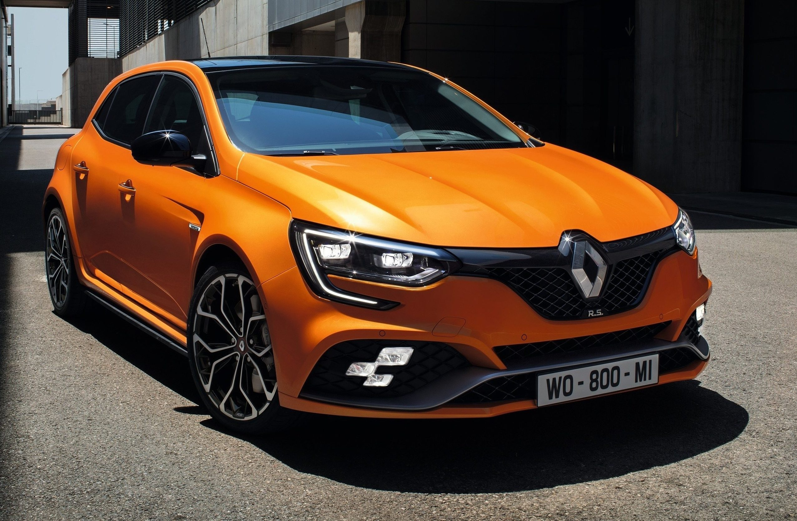 Yeni Renault Megane R.S.'in Fiyatları Açıklandı