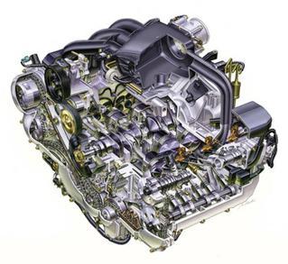 subaru ez30 engine 1