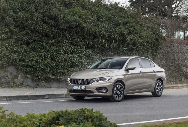 Fiat Egea Sedan 2