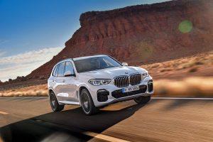 New BMW X5: The Prestige SAV with the Most Innovative Technologies