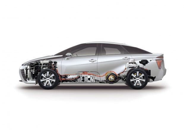 Toyota Mirai 4