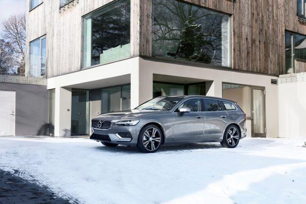 Yeni Volvo V60