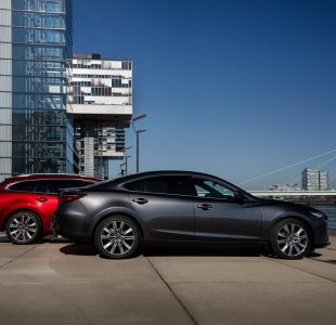 2018 Yeni Mazda 6 Sedan ve Mazda 6 Wagon Fotoğraf Galerisi