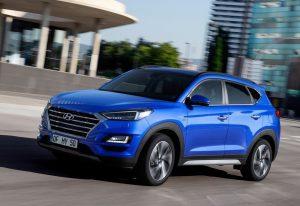 2019 Hyundai Tucson Avrupa Versiyon